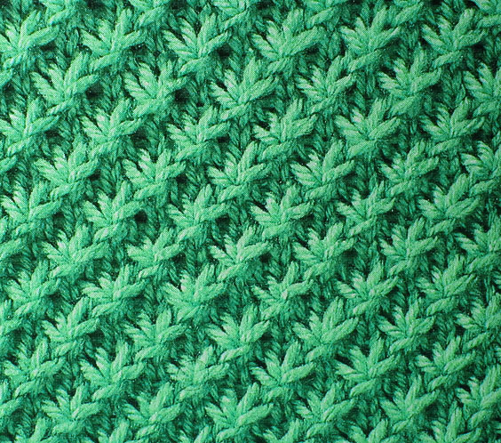 Star Stitch Free Knitting Pattern - Knitting Kingdom