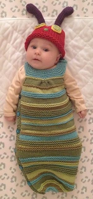 Baby Cocoon, Snuggly, Sleep Sack, Wrap Knitting Patterns | knitting