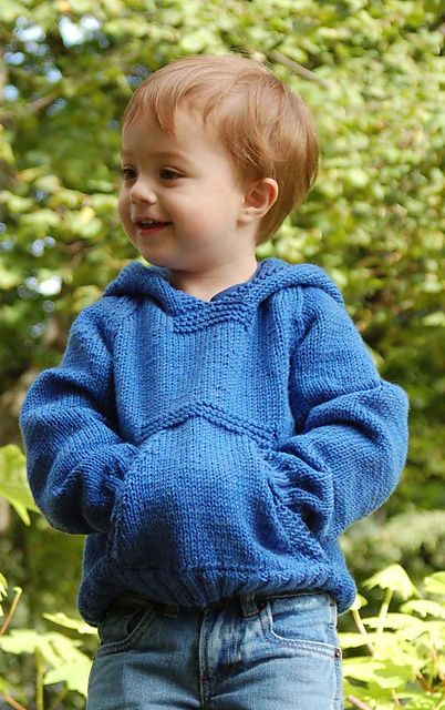 Playtime Hoodie Free Pattern- my grandma made so many of these