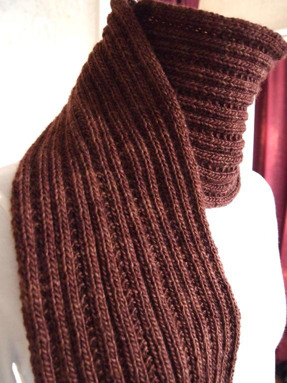 Knitting patterns for a scarf - Crochet and Knitting Patterns 2019