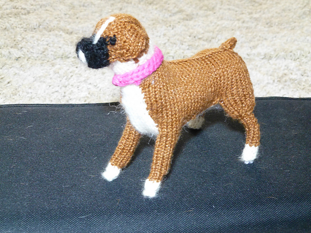 Ravelry: Best in Show: 25 More Dogs to Knit - patterns