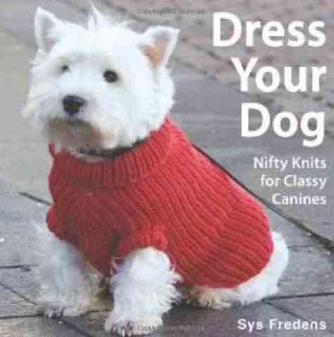 Free Easy Knit Dog Sweaters | KNITTING PATTERNS FOR SMALL DOGS