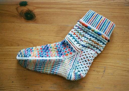 Knitting socks in tandem - KnitPicks Staff Knitting Blog