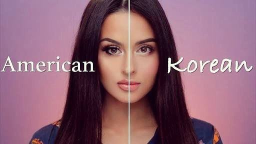 American Makeup Vs Korean Makeup: Know The Difference | Fabbon