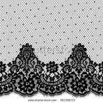 Interesting and useful lace patterns