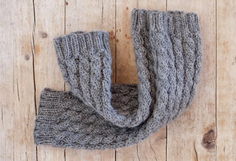 18 Free Leg Warmer Knitting Patterns | Knitting Women