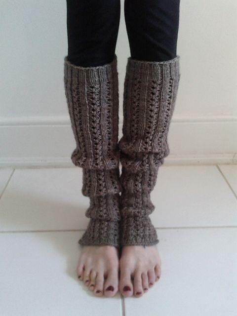Free on Ravelry: Sadler's Wells pattern by Ella Austin | Boot Cuffs