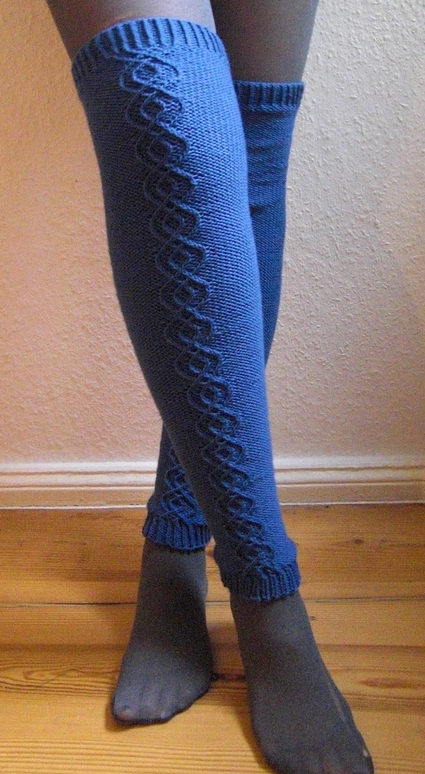 Legwarmer Knitting Patterns - In the Loop Knitting