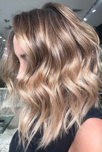 70+ Sexy Light Brown Hair Color Ideas   LoveHairStyles.com