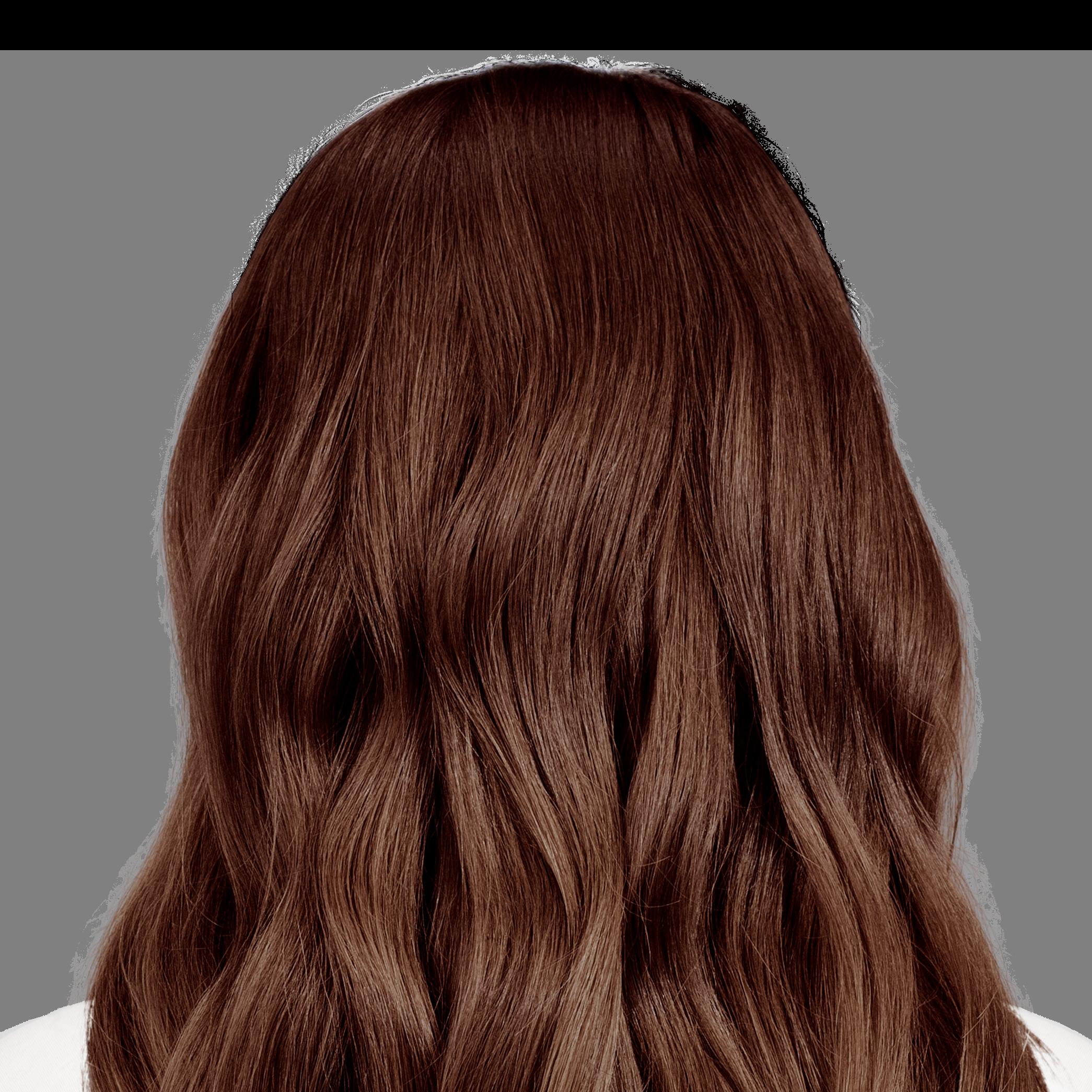 Novara Light Brown - True light brown for maximum gray coverage