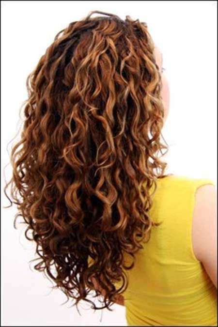 15 Long Curly Hair Cuts | Hair | Pinterest | Curly hair styles, Hair