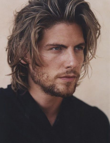 men-long-hair-long-hairstyles | Long hairstyles for men | Long hair