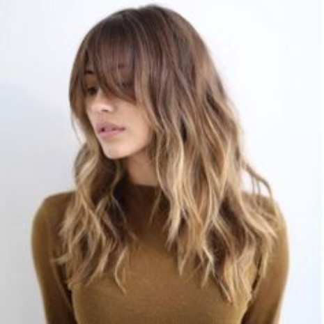 30 Haircuts For Women With Bangs - Hairstyles & Haircuts for Men & Women