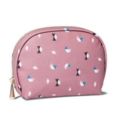 Sonia Kashuk™ Round Top Makeup Bag - Pink Cat : Target