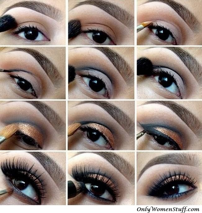 50+ Easy Eye Makeup Ideas & Style Pictures (Step by Step)