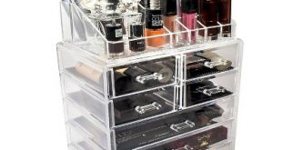 Sorbus Makeup Storage Display Set : Target