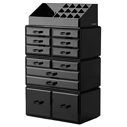 Amazon.com: Readaeer Makeup Cosmetic Organizer Storage Drawers