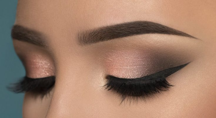 Soft Rosy Smokey Eye Makeup Tutorial