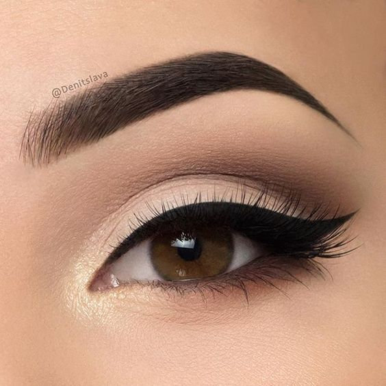 10 Amazing Makeup Looks for Brown Eyes - Makeup Ideas for Beginners