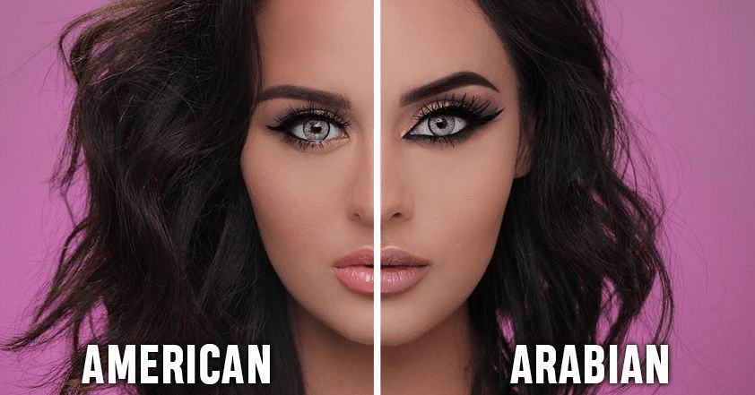 These Are The Current Hottest Makeup Trends Around The World - MetDaan