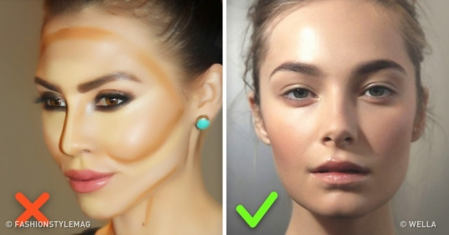 10 Hair and Makeup Trends That We Should Leave Behind In 2016
