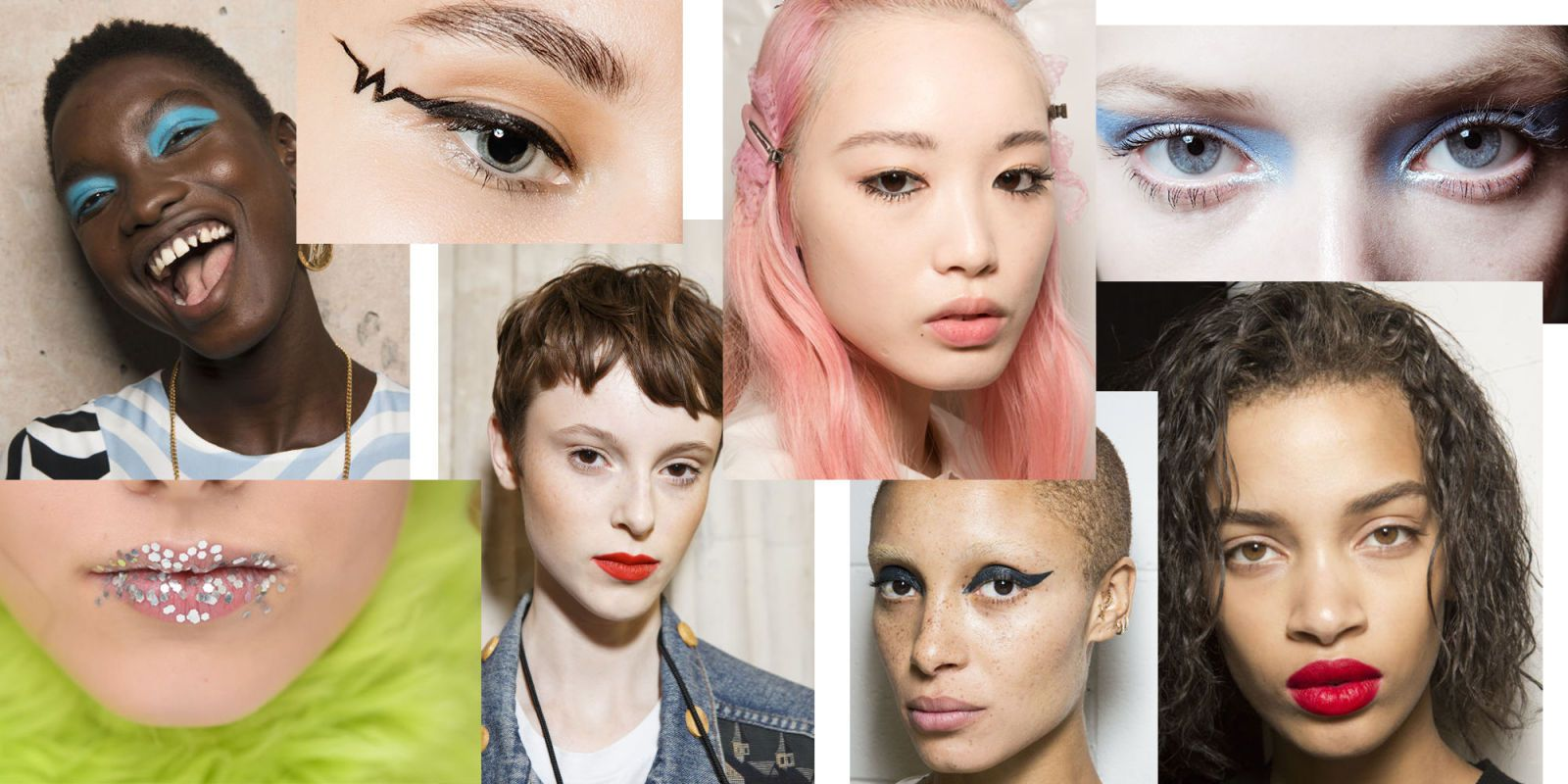 Spring Makeup Trends for 2018 - Best SS18 Spring Beauty Trends