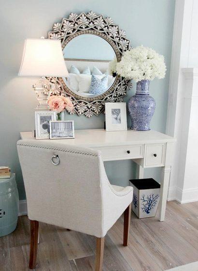 Makeup Vanity Ideas & Inspiration   Decorate Your Home   Bedroom