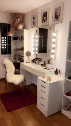 13 Fun DIY Makeup Organizer Ideas For Proper Storage   Vanity