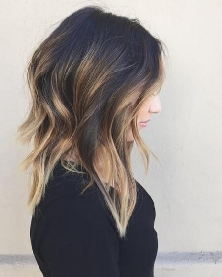 45 Flawless Medium Hairstyles for Women with Thin Hair [2019]