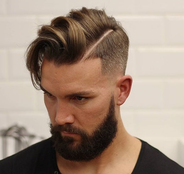 Mens Hairstyles List 2019 - Page 2 of 2 -