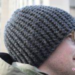 Different types of Men's crochet hat   patterns