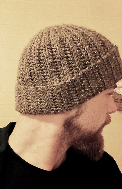 Crochet Hat Patterns For Men u2013 Yarn Ballin'