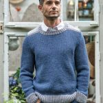 Attractive Men's knitting patterns