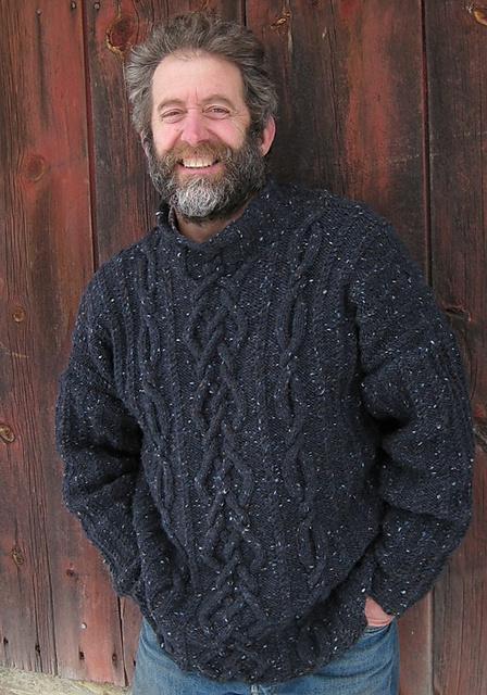 Ravelry: Men's Knitting Patterns: 4 Free Men's Sweater Patterns