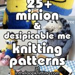 Different Minion Knitting Patterns