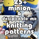 Different Minion Knitting Patterns