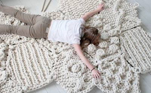 Knitting and Crochet for Home Decor, Handicrafts Trend in Modern