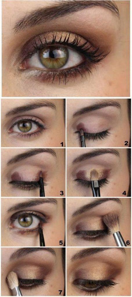 Natural Everyday Eye Makeup Tutorial - Lookvine