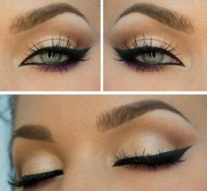 Natural but pretty eye makeup by Faith Marie - Musely
