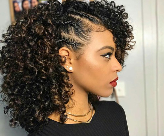New New Natural Hairstyle Ideas for 2018 Hairstyle Ideas for 2018