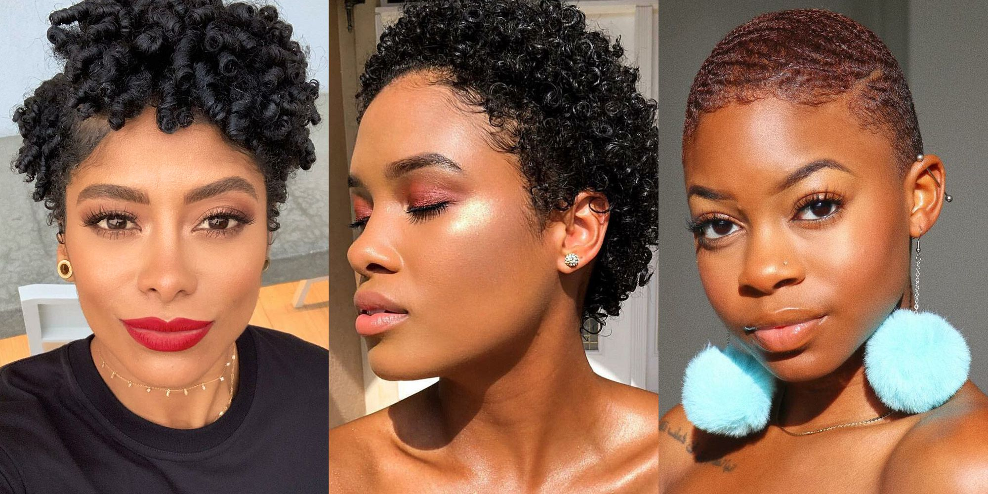 14 Short Natural Hairstyles - The Best Hairstyles for Short Natural Hair