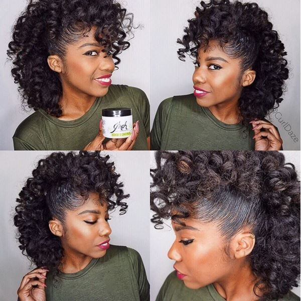 Pin by Black Hair Information - Coils Media Ltd on Natural