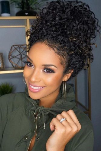 12 Quick Natural Hairstyles That Are Perfect For Valentine's Day