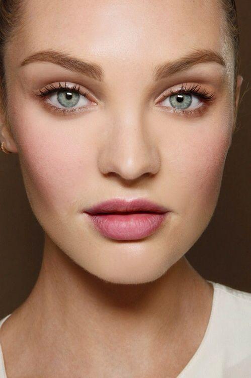 10 Natural Makeup Ideas for Everyday | Hair & Makeup | Pinterest