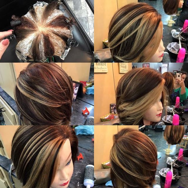 HOT NEW Hair Coloring Technique: Pinwheel Color! | Gorgeous