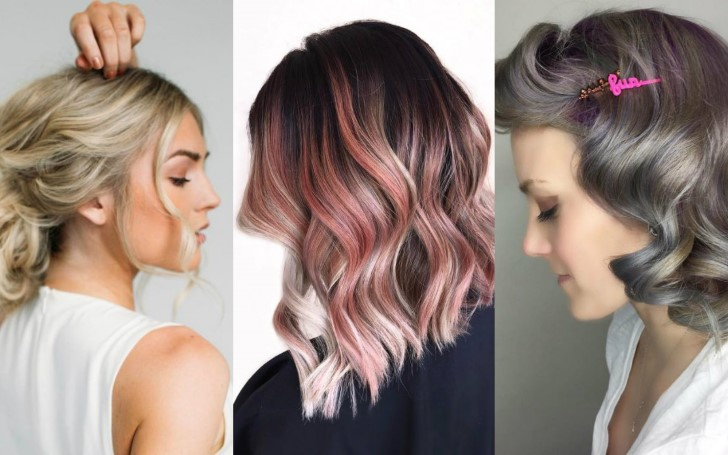 New Hair Color Ideas For 2019; Hair Color Trends; Hair Color Styles