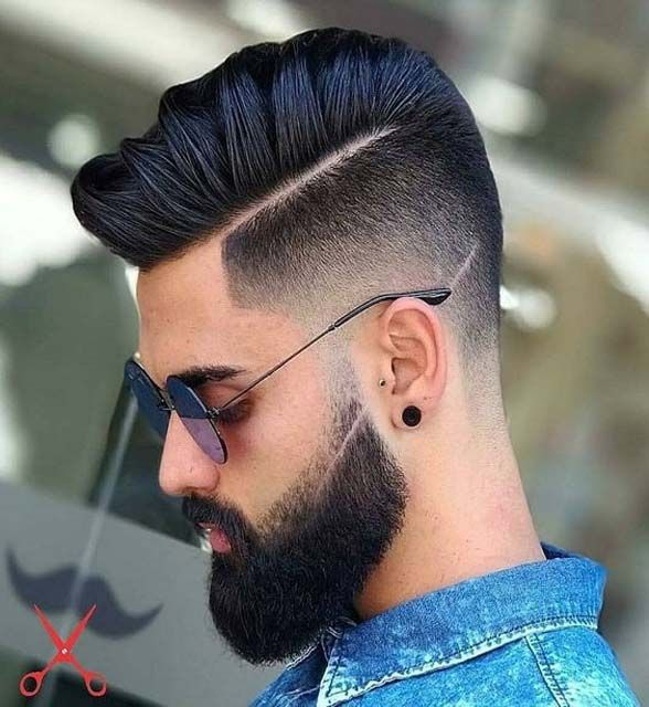 Men Hair style Fashion 2018 | Hairs & Beard styles for man