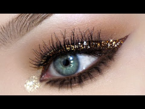 New Year's Eve Makeup Tutorial - YouTube