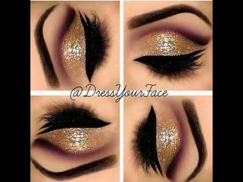 Makeup Tutorial 2016   Prom Formal Makeup Tutorial   new makeup 2016
