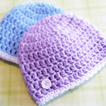 Adorable Newborn Crochet hats
